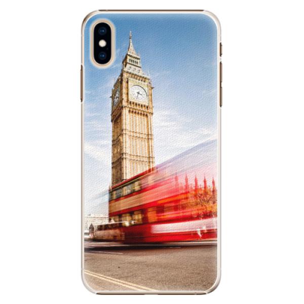 Plastové pouzdro iSaprio - London 01 - iPhone XS Max