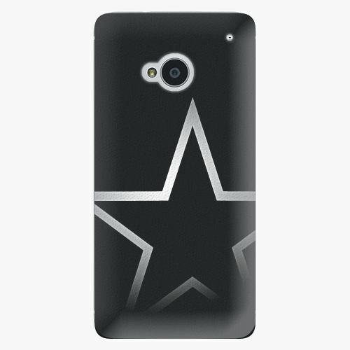 Plastový kryt iSaprio - Star - HTC One M7