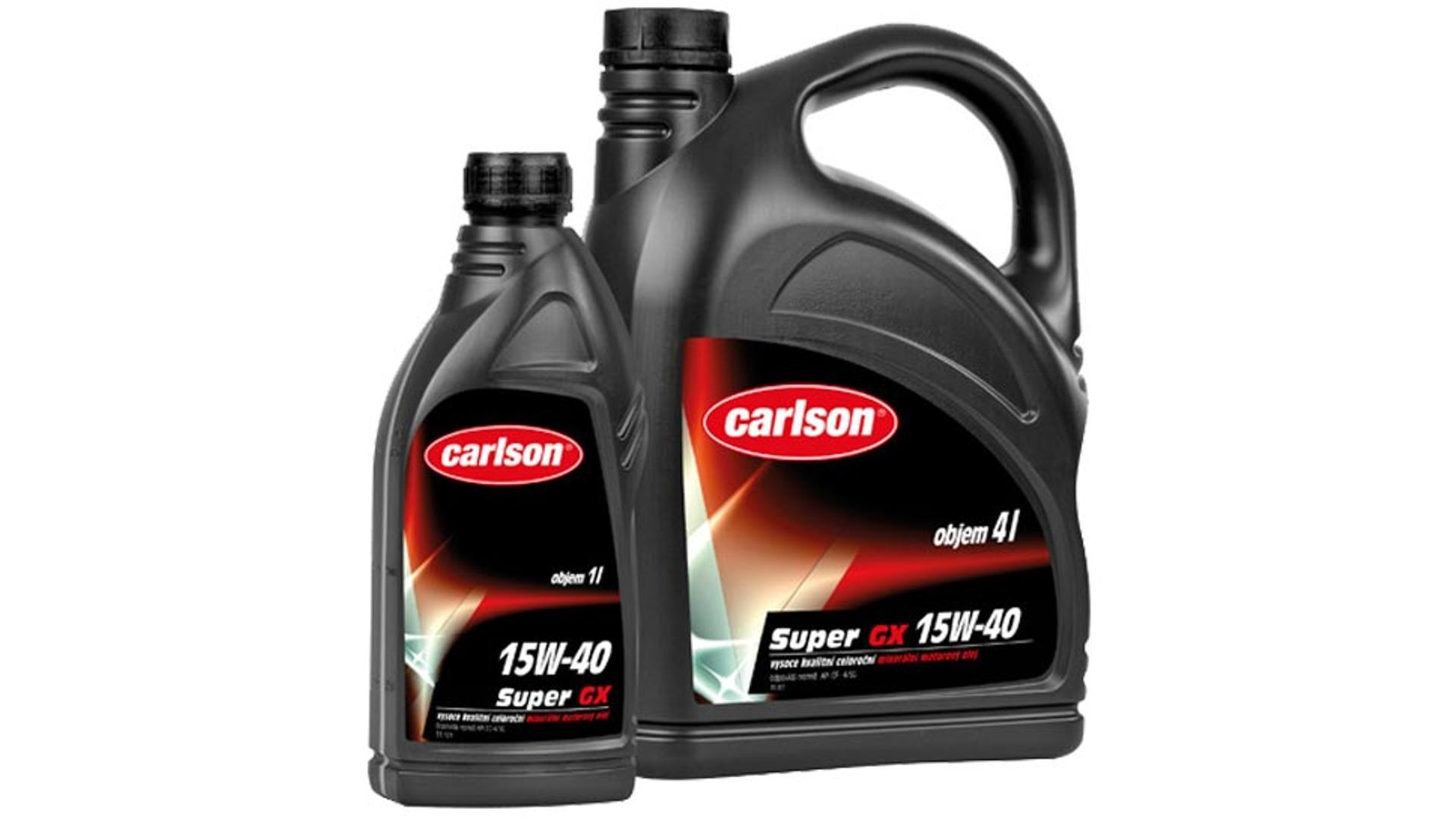 CARLSON SUPER GX SAE 15W-40 - 4L