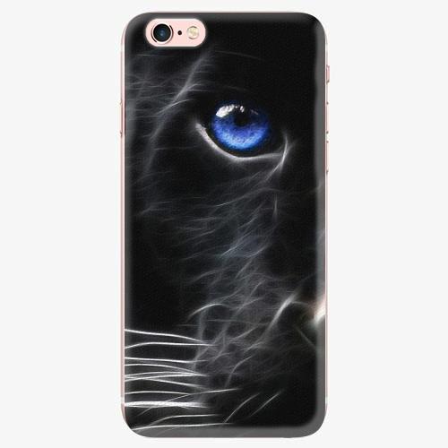 Plastový kryt iSaprio - Black Puma - iPhone 7