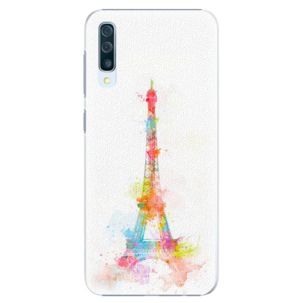 Plastové pouzdro iSaprio - Eiffel Tower - Samsung Galaxy A50