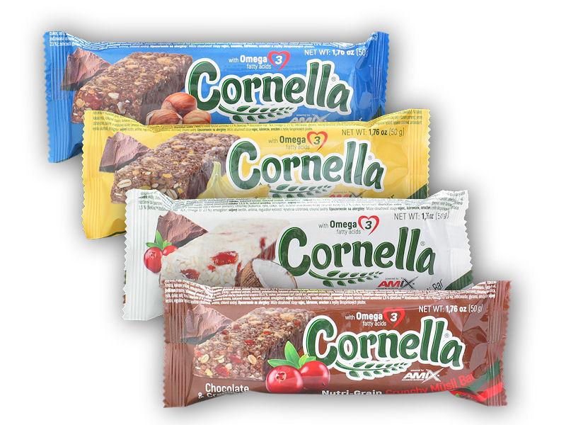 Cornella Crunchy Muesli Bar