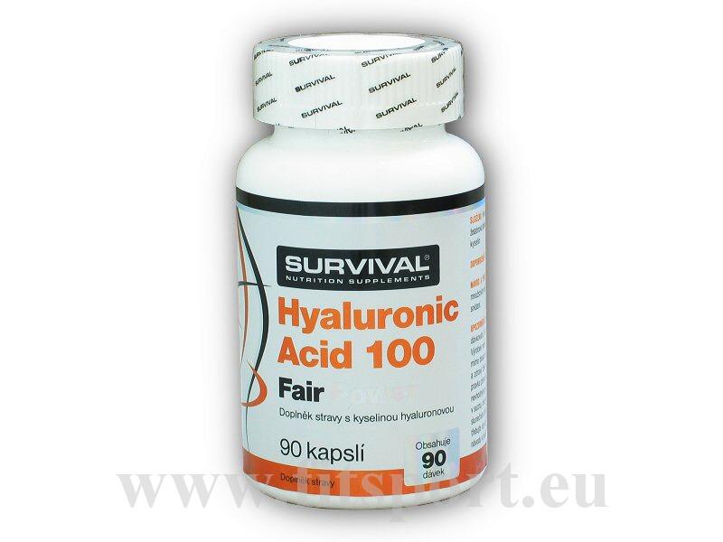 Hyaluronic Acid 100 Fair Power 90 kapslí