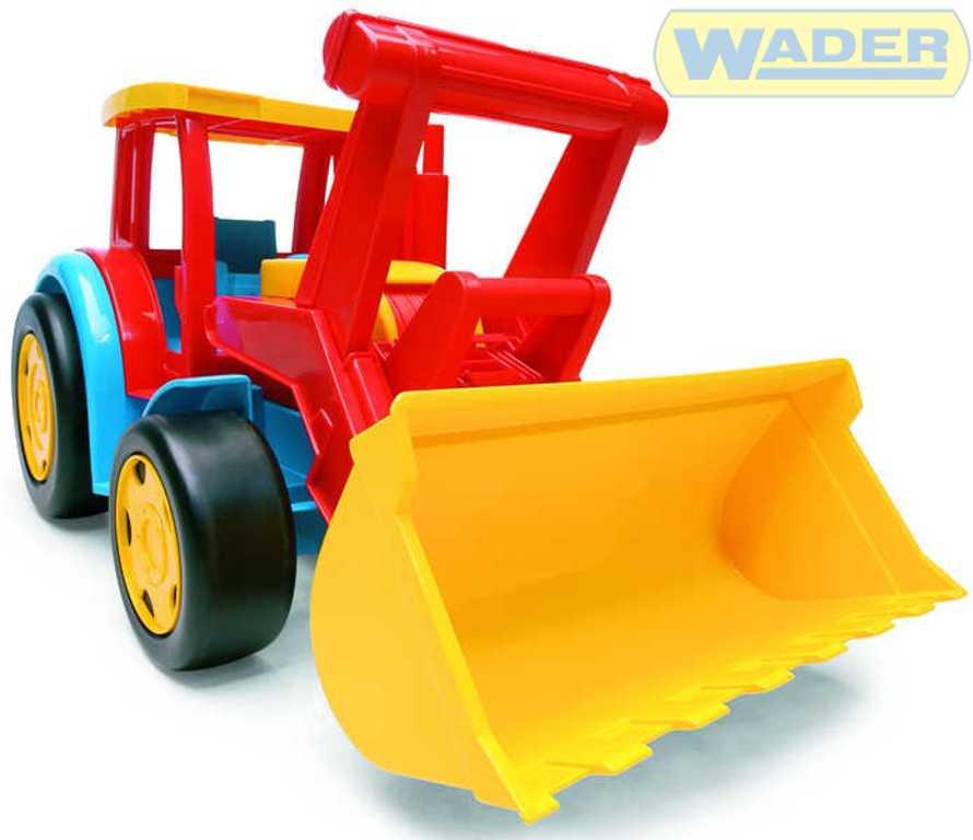 WADER GIGANT nakladač max.100 kg 66000 na písek