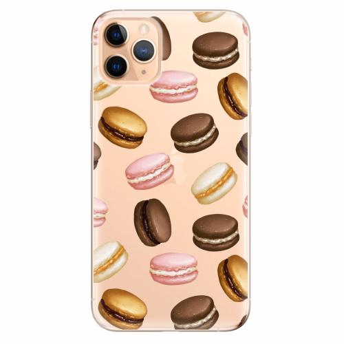 Silikonové pouzdro iSaprio - Macaron Pattern - iPhone 11 Pro Max