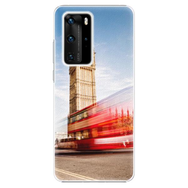 Plastové pouzdro iSaprio - London 01 - Huawei P40 Pro
