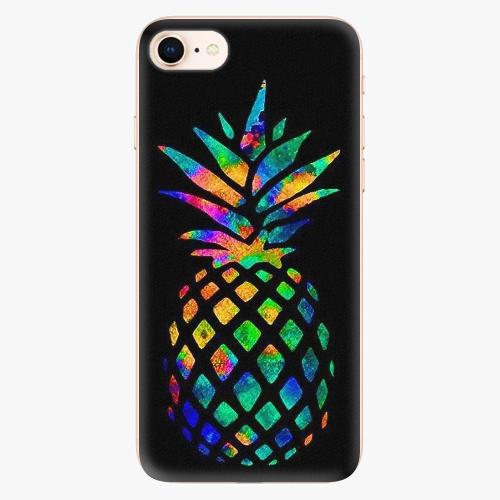 Rainbow Pineapple   iPhone 8