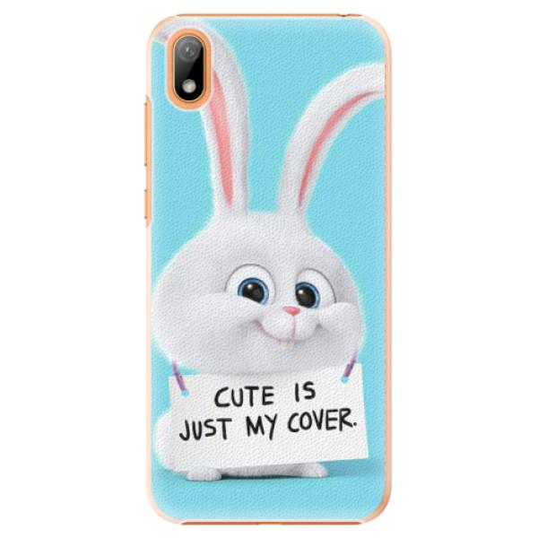 Plastové pouzdro iSaprio - My Cover - Huawei Y5 2019