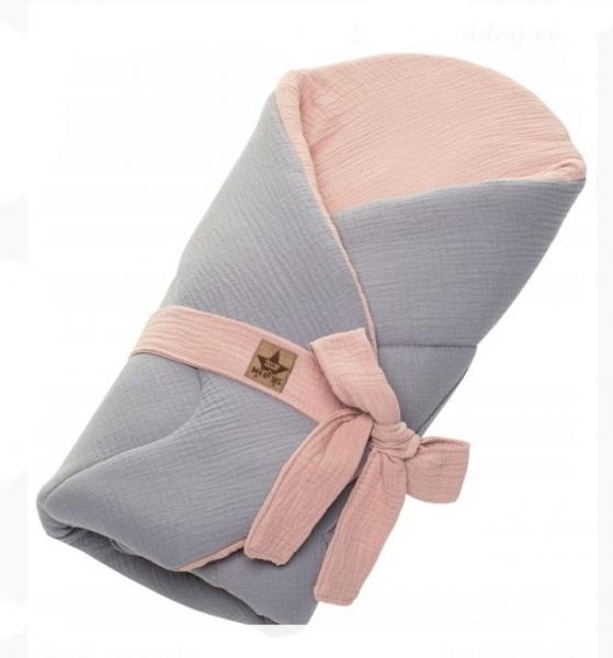 baby-nellys-muselinova-zavinovacka-s-vyztuzi-na-zavazovani-75x75cm-seda-pudrova