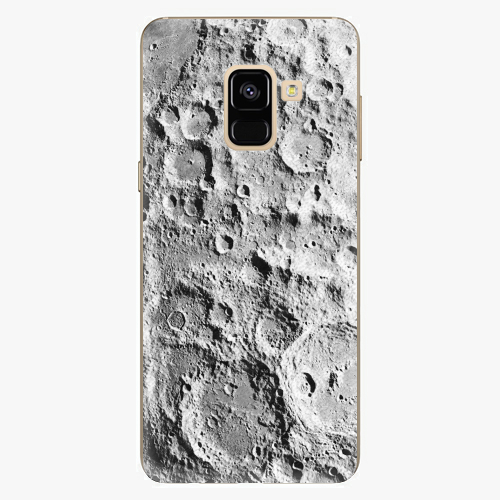 Plastový kryt iSaprio - Moon Surface - Samsung Galaxy A8 2018