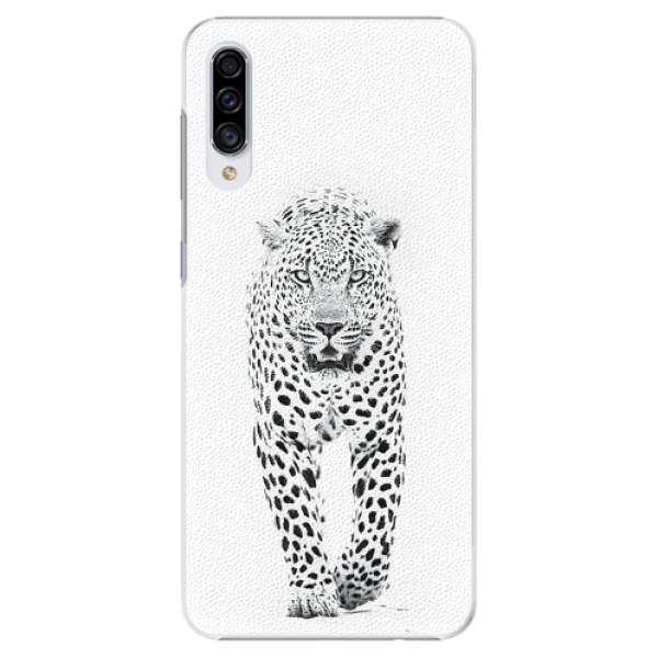 Plastové pouzdro iSaprio - White Jaguar - Samsung Galaxy A30s