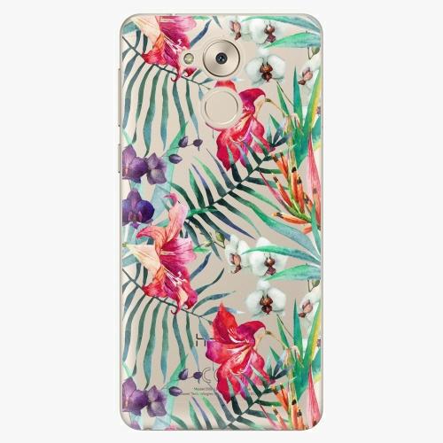 Plastový kryt iSaprio - Flower Pattern 03 - Huawei Nova Smart