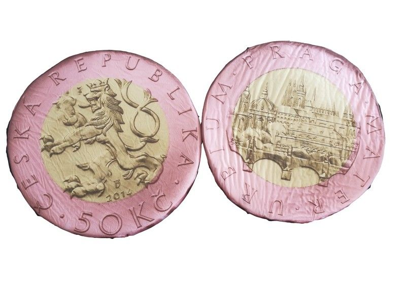 Sedák kulatý - mince