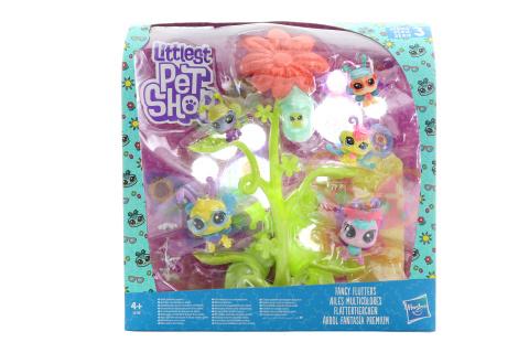 Littlest Pet Shop Květinový domeček