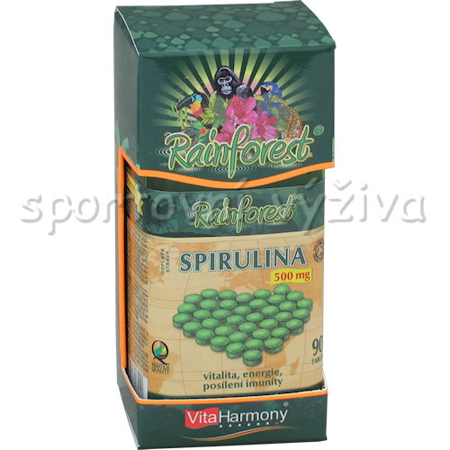 Spirulina 500mg 90 tablet