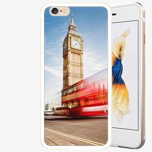 Plastový kryt iSaprio - London 01 - iPhone 6 Plus/6S Plus - Gold
