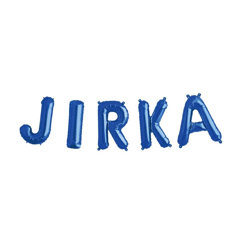 Nafukovačka - Jirka