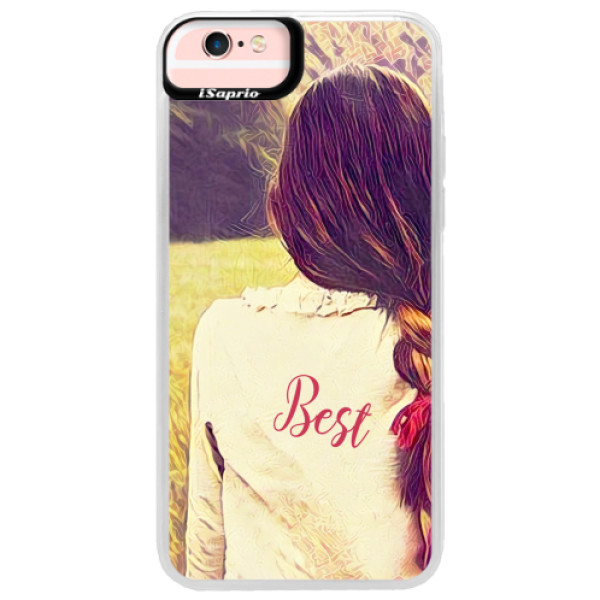 Neonové pouzdro Pink iSaprio - BF Best - iPhone 6 Plus/6S Plus