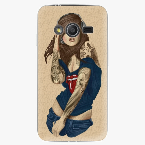 Plastový kryt iSaprio - Girl 03 - Samsung Galaxy Trend 2 Lite