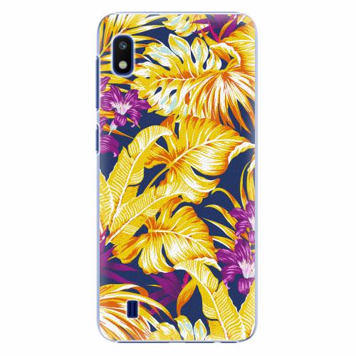 Plastový kryt iSaprio - Tropical Orange 04 - Samsung Galaxy A10
