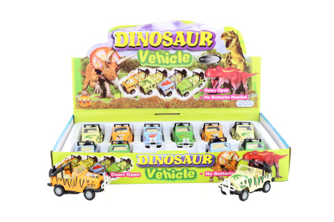 Auto Dino 12/bal