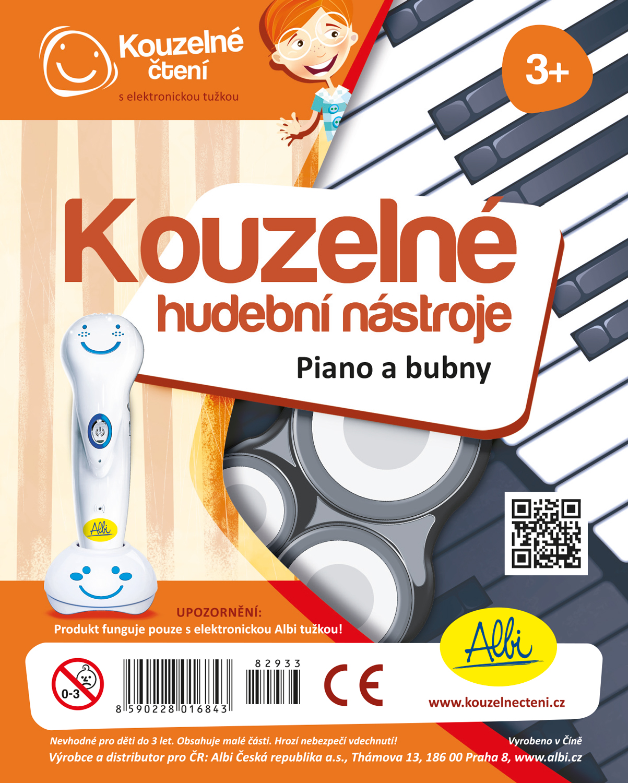 Piano a bubny
