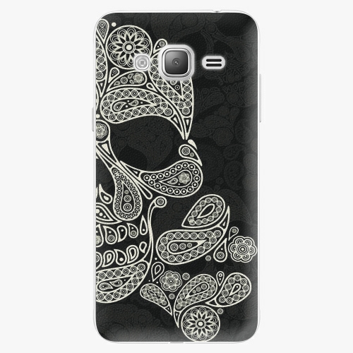 Plastový kryt iSaprio - Mayan Skull - Samsung Galaxy J3 2016