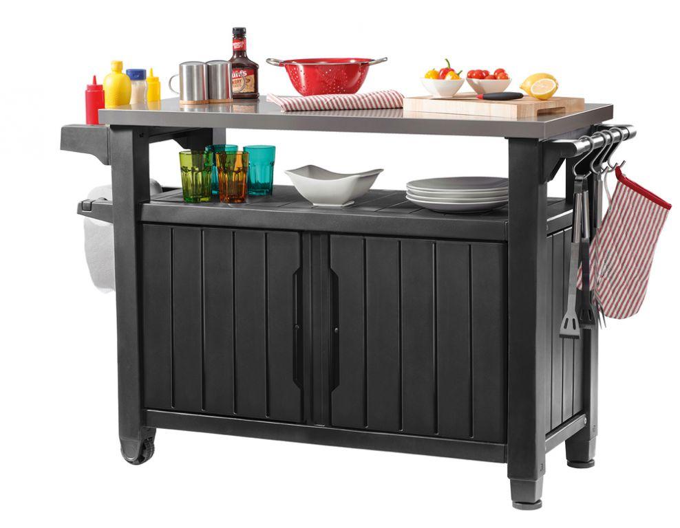 Víceúčelový stůl UNITY XL 90 x 123 x 54 cm