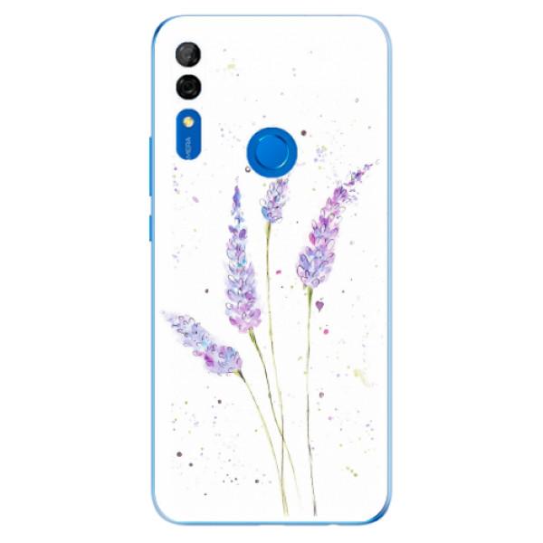 Odolné silikonové pouzdro iSaprio - Lavender - Huawei P Smart Z