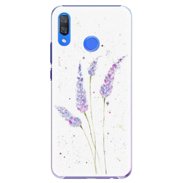 Plastové pouzdro iSaprio - Lavender - Huawei Y9 2019
