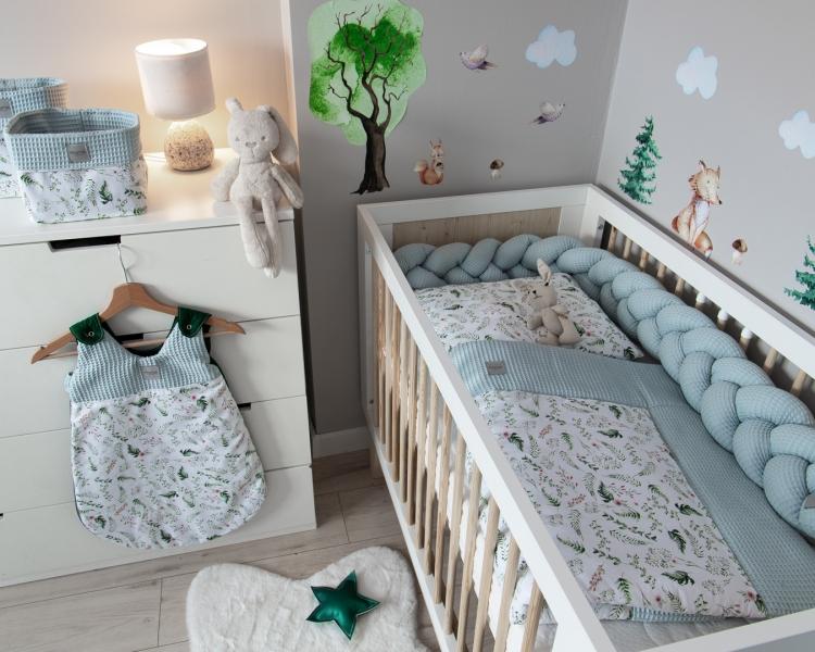Baby Nellys Spací vak Vafel, bavlna LUX