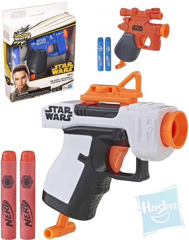 HASBRO NERF STAR WARS Microshots set pistole dětská se 2 šipkami různé druhy