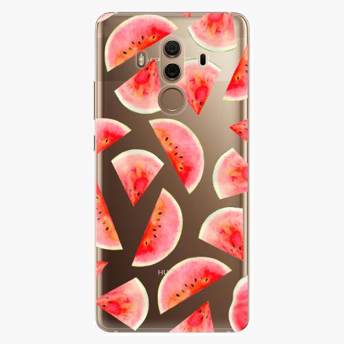 Plastový kryt iSaprio - Melon Pattern 02 - Huawei Mate 10 Pro
