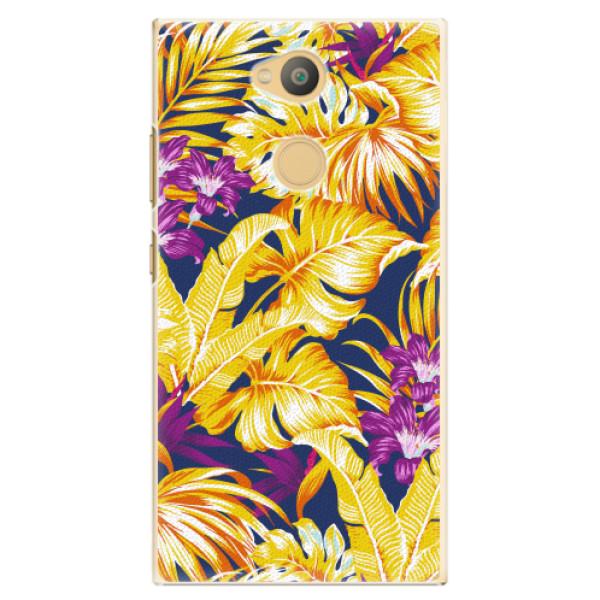 Plastové pouzdro iSaprio - Tropical Orange 04 - Sony Xperia L2