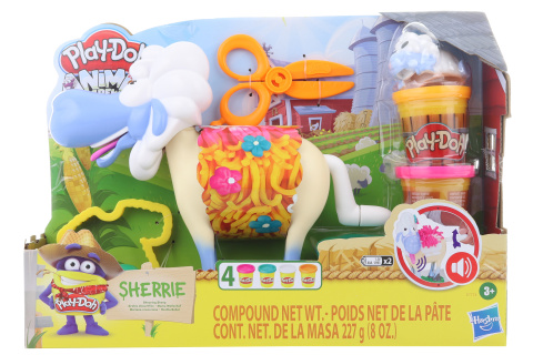Play-Doh Ovečka