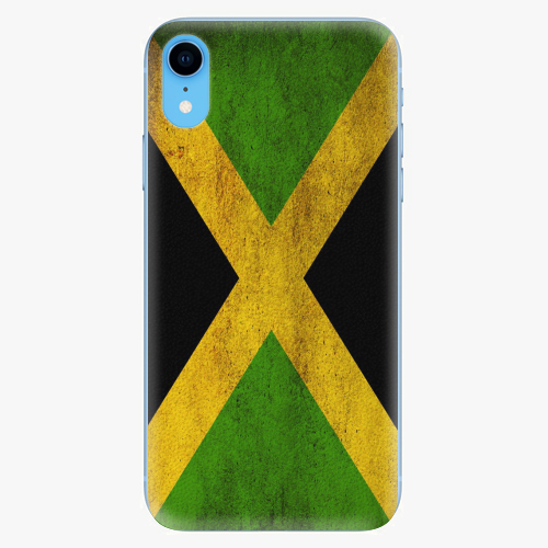 Silikonové pouzdro iSaprio - Flag of Jamaica - iPhone XR