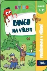 ALBI Kvído - Bingo na výlety postřehovka v přírodě