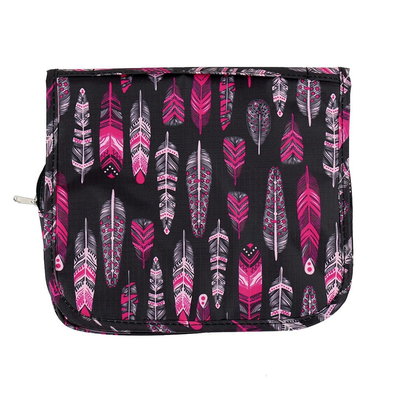 Závěsná kosmetická taška - Peříčka