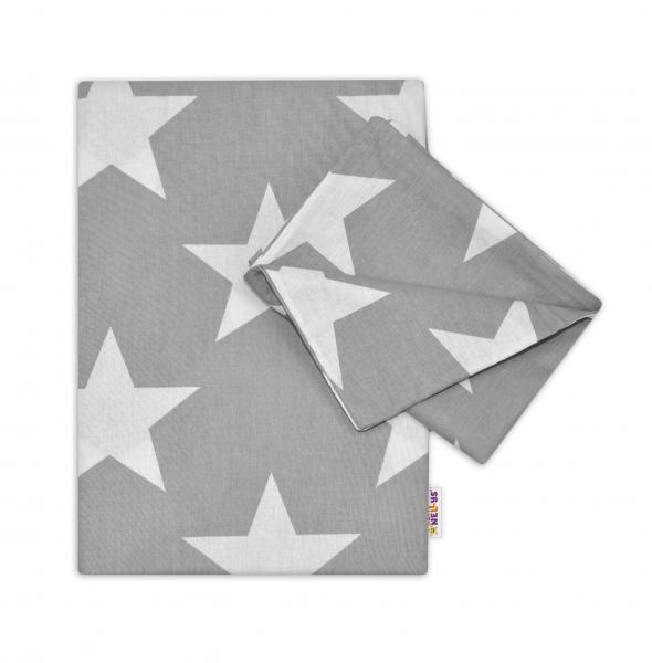 2-dílné bavlněné povlečení - BIG STARS