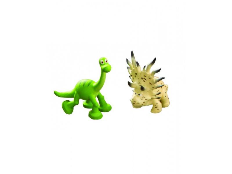 Hodný Dinosaurus - Arlo & Forrest Lesostep - plastové minifigurky 2ks