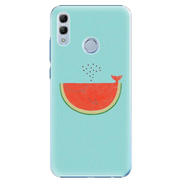 Plastové pouzdro iSaprio - Melon - Huawei Honor 10 Lite