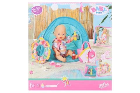 BABY born Souprava s plážovým stanem TV 1.4. - 30.6.2020