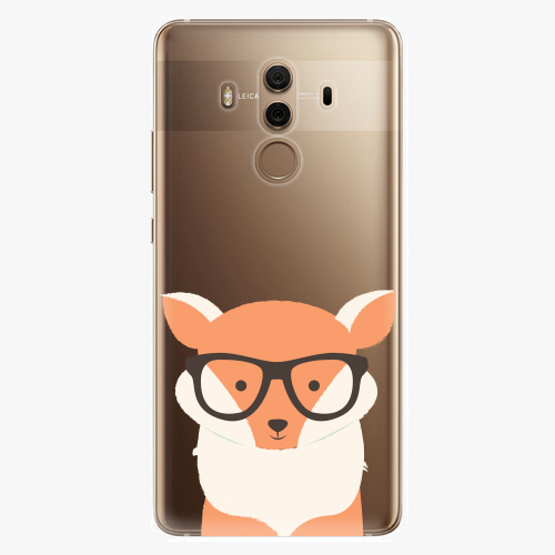 Plastový kryt iSaprio - Orange Fox - Huawei Mate 10 Pro