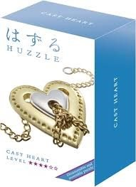 Huzzle Cast - Heart