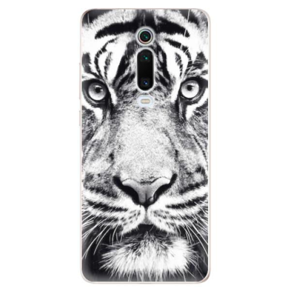 Odolné silikonové pouzdro iSaprio - Tiger Face - Xiaomi Mi 9T Pro