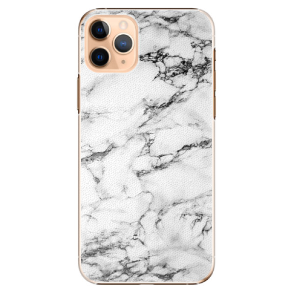 Plastové pouzdro iSaprio - White Marble 01 - iPhone 11 Pro Max