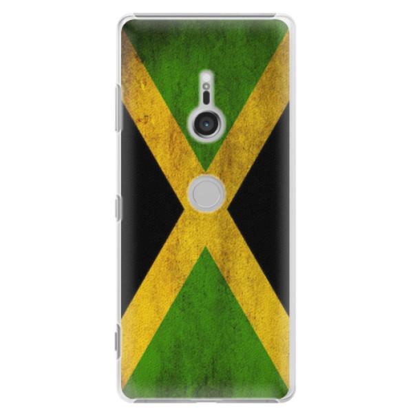 Plastové pouzdro iSaprio - Flag of Jamaica - Sony Xperia XZ3