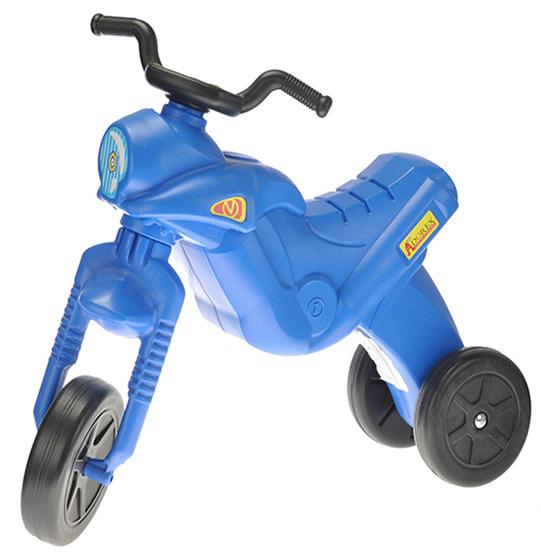 MAD Odrážedlo ENDURO Maxi dětské odstrkovadlo modrá motorka do 25kg