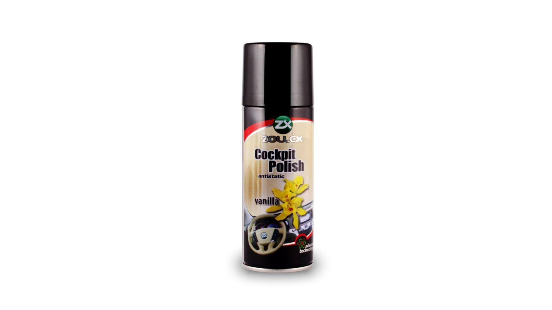 ZOLLEX Čistič na palubní desku 200 ml vanilka (VA-200)