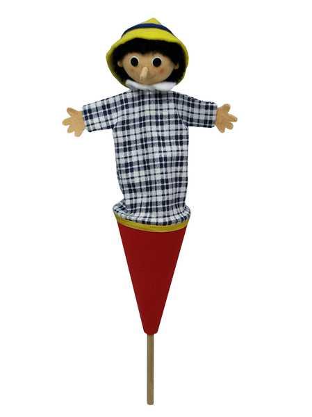 MORAVSKÁ ÚSTŘEDNA Kornout Kluk s dlouhým nosem Pinokio